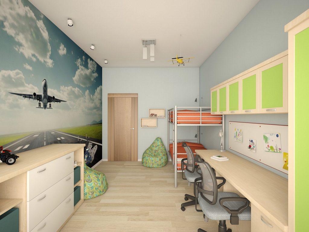 Квартира в Гатчине. Дизайнер Зоя Ти