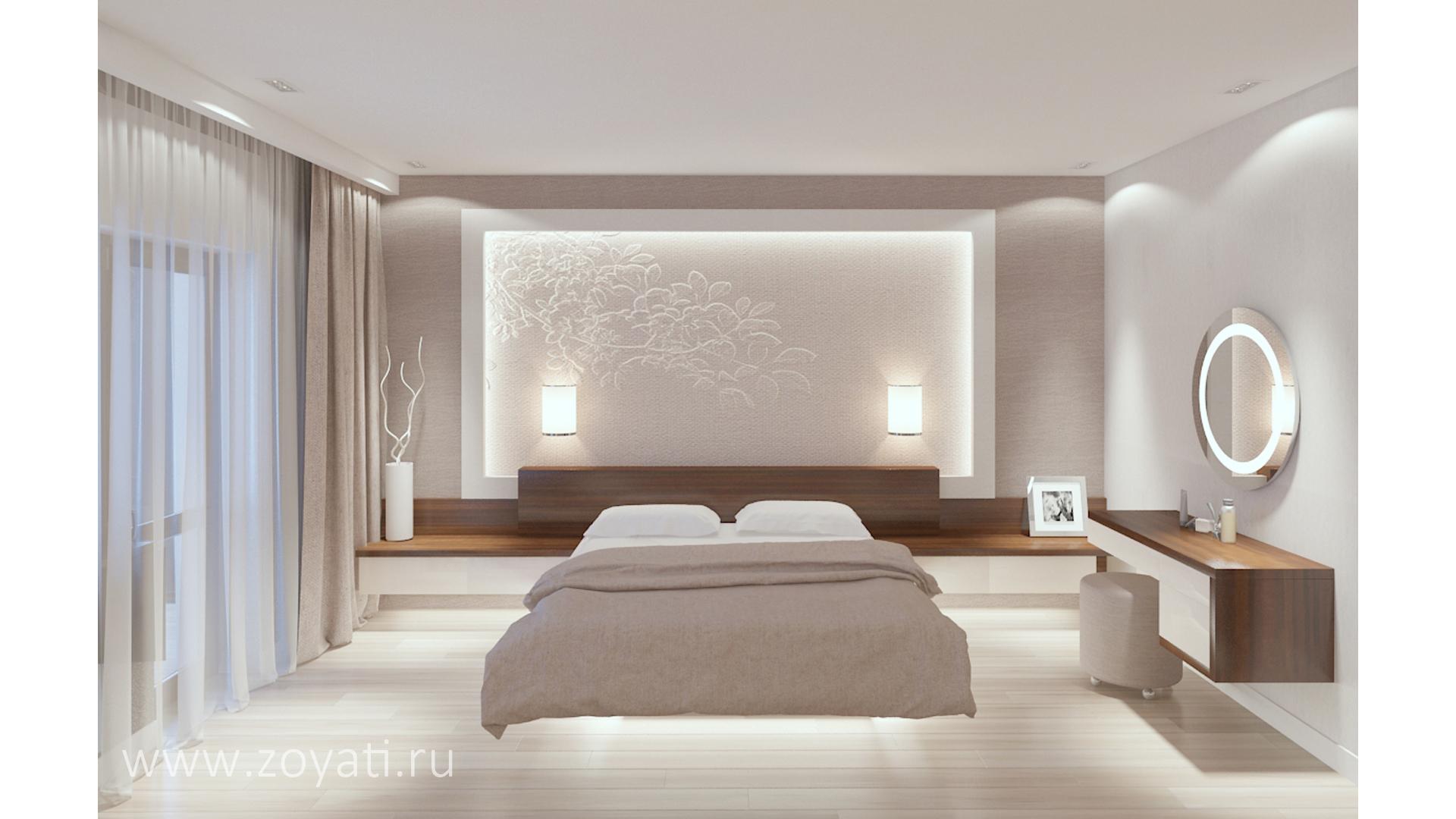 Дизайн квартиры Зоя Ти